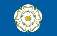 YORKSHIRE DELUXE QUALITY - 5 X 3 FLAG